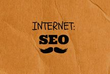 INTERNET: SEO / I'm a professional SEO, so it would fit that I have a board dedicated to all things SEO!!  This board is about: #seo #seotips #searchengineoptimization #search #google and my personal favorite #seos / by WannaBite (Lacy & Nathan)