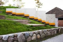 Modern Architecture / Inspirational design, both residential and commercial.