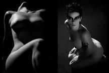 Nude Art Ideas / Ideas para proyectos de desnudo artístico