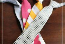 sew ties