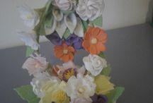 Cascata di fiori...un'ottima idea per la Pasqua!