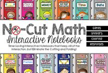 Interactive notebooks / by Molly Williams