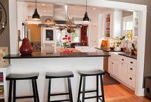 Kitchen home remodels