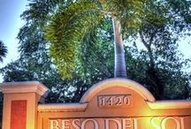 Beso Del Sol Resort / You can spend your Florida vacation at the premier Dunedin, Florida resort—Beso Del Sol—with condominiums overlooking St. Joseph's Sound and the Gulf of Mexico.