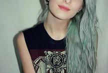 hair / ❄