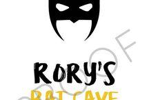 Wes' Bat Cave