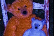 mooie beren door anderen gemaakt.