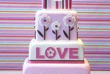 Cake Art / cake ♡ / by Candace McMaster