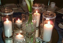 """Centerpieces by """"WOW"""""""