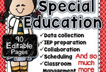 Special ed  IEP