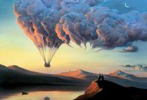 céu-nuvens