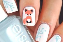 Cute nails / Has cute and awesome nail ideas