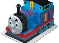 Boy's Birthday Cakes