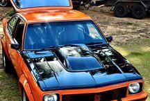 Aussie muscle cars