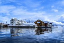Lofoten photography / Pictures from Lofoten Copyright © Ole Bendiksen