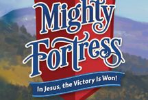 Mighty Fortress VBS 2017 / by ConcordiaSupply.com