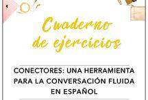 cuadernos orales de español.