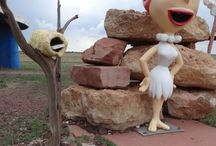 Arizona Roadside Attractions / World's largest things and other roadside attractions in Arizona to see on your next road trip.