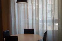 Corradi's interiors and curtains / Corradi provdes best architectural solutions for homes. Those are the result of our efforts