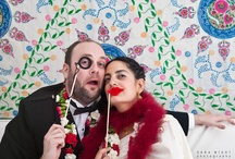 Wedding   |  Photo Booth Fun / Photo Booth Props and Ideas