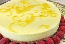 tartas limón