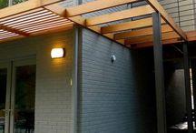 Pergolas / Timber / Wood / Steel Pergolas