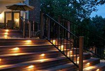 Treppen Licht