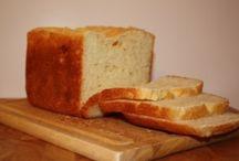 Bread Machine (gluten free)  / by Sharon Brannick