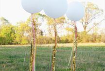 Products | Balloons / Deliciously big, volumous balloons! Come by yourself some love!
