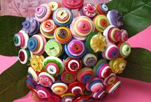 Button Creations / by Mitzi Curi