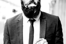 Like a sir / Beardy manly goodness