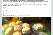 Recipes - Breads, Buns, Tea-biscuits, Pie Crusts / Carbs: the Yummy Kind!