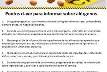 Alergias Alimentarias / En este tablero podrás encontrar todo lo que necesites sobre alergias alimntarias