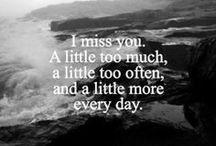 When I miss U
