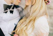 Romantische trouwkaarten / Trouwkaarten met bloemetjes in lieve pastel tinten. Veel kaarten zijn met de handgeverfd en uniek voor ons ontworpen. #trouwen #trouwkaarten #romantisch #romantischetrouwkaarten
