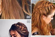 Braids & Curls