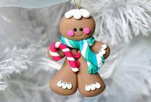 X'mas ornaments/figurines