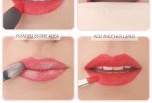 Make Up/Peinados