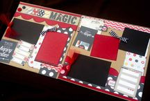 Scrapbook Layouts / by Nancy Phan