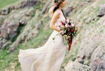 Balkan Ethnic Wedding Shoot / Romanian Balkan Ethnic inspirational wedding shoot