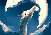 animali -visione umana-