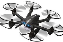 DRONEs & RADIO CONTROLs / RC Quadcopters & Multi-Rotors, RC Boats, Buggy and Trucks, RC Cars, RC Airplanes, RC Helicopters, Novelty RC Toys, Robots, RC Tanks, Parts & Accessories