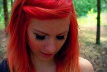 nuovi look x capelli,colorati e belli