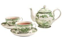 Tea Pleasantries
