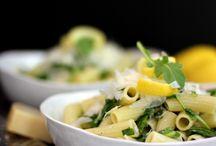 Lotsa pasta / Pasta recipes