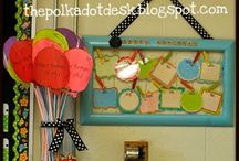 Classroom: decorating ideas / by Dawn Melvin