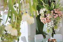 Simplicity Wedding Decor