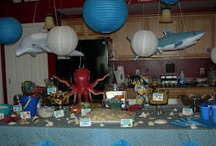 Louises Under the Sea party