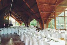 Wedding hall / Decoraciones salón boda