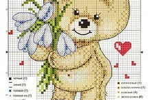 Stitch in time - cross stitch, so unique.. / Sewing all manner of different topics crosswise